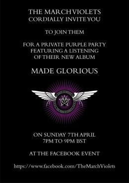 The March Violets Tour